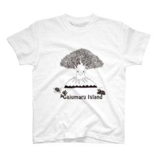 Gajumaru Island T-shirts
