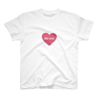 BIG LOVE T-shirts