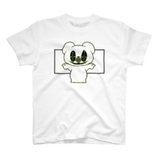 くーま T-shirts