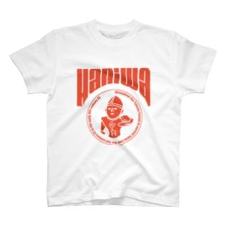 Haniwa2 (Orange) T-shirts