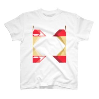 Bitten Warp T-shirts