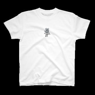 りっぴのちゅーたろう(透過処理) T-shirts