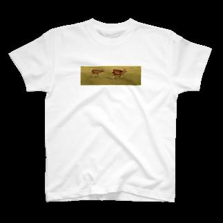 sunnyboyのしかしか T-shirts