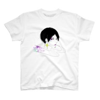 煙草と宇宙 T-shirts