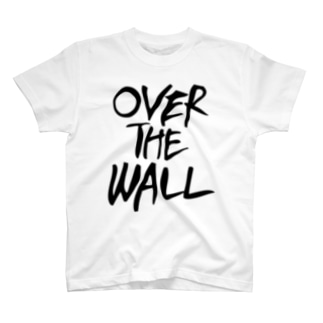 OVER THE WALL T-shirts
