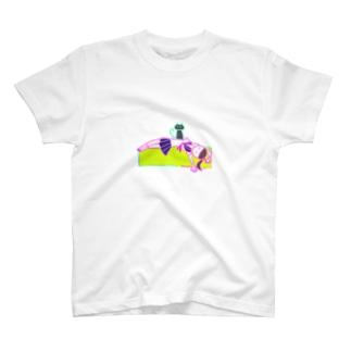 NAMANEKOの夢魔 T-shirts