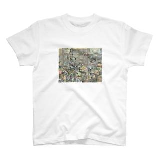 倉庫の片づけ T-shirts