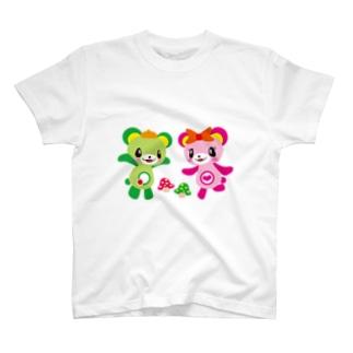 大崎一番太郎&ノン子 T-shirts