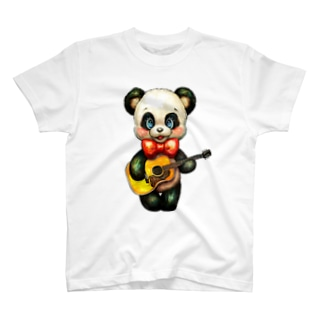 アコギパンダ T-shirts