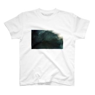 風の形 T-shirts