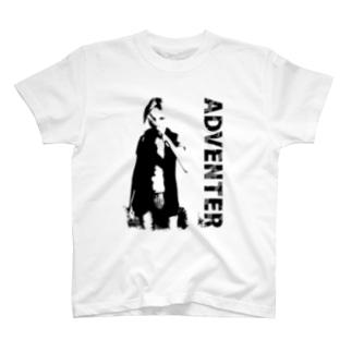 鍵束のADVENTER CRIM T-shirts