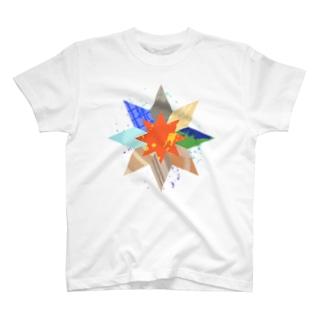 太陽系巡り T-shirts