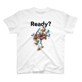 【NEM】 Ready? T-shirts