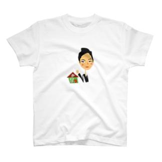 エスミさん、ダメでしょ? T-shirts