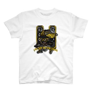 黒豆DJ T-shirts