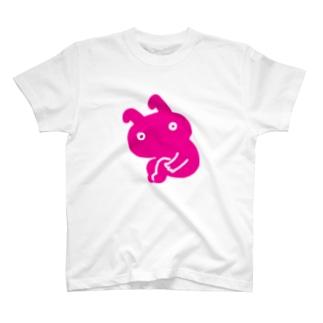 sabi29のうさ T-shirts