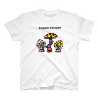 KAWAII KINOCO T-shirts