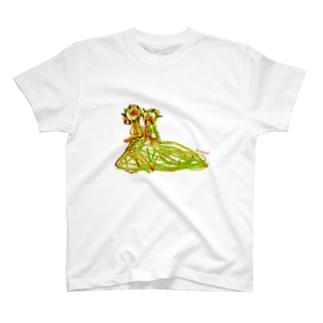 Bugs series -slug- T-shirts