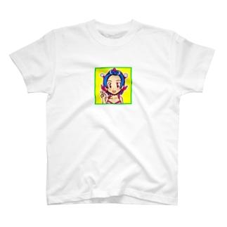 美少女アフィリエイター蟹原香織 T-shirts