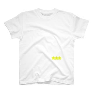 ☆マーク T-shirts