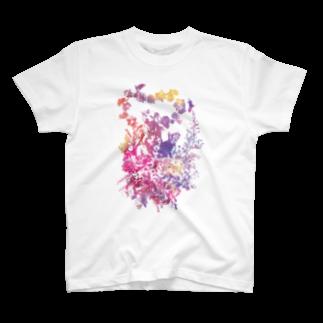 helocdesignのDog&Cat Tシャツ