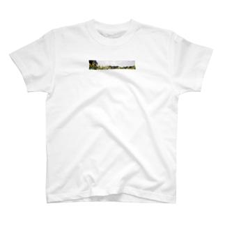 ヒマワリんご T-shirts