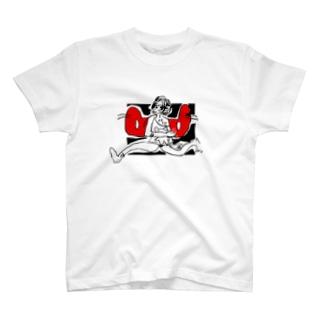 重ねて吸って吸って吸って吸って吸って T-shirts