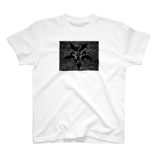 デモニック千葉STAR T-shirts