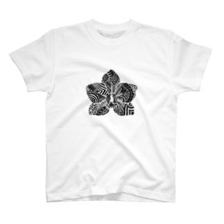 胡蝶蘭 T-shirts