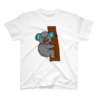 コアラのまさみ T-shirts
