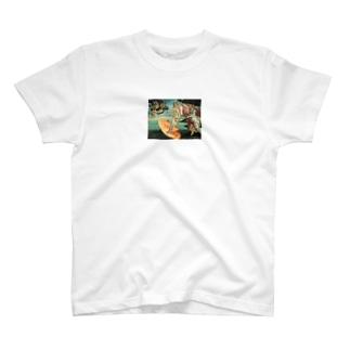 ヴィーナスのTん生 T-shirts