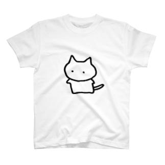 ねこうさ T-shirts