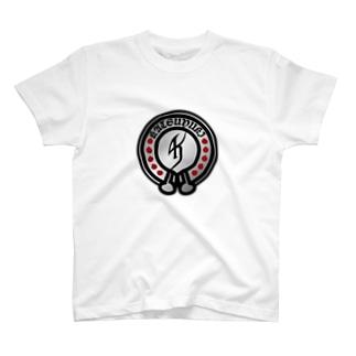 パ紋No.3141 KATSUYUKI  T-shirts
