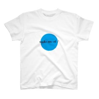 sudo rm -rf / T-shirts