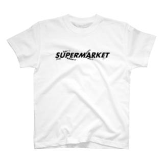 SUPERMARKET pt T-shirts