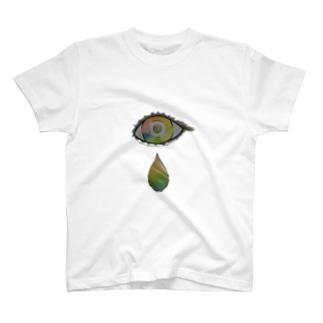 れいんぼー目ん玉 T-shirts