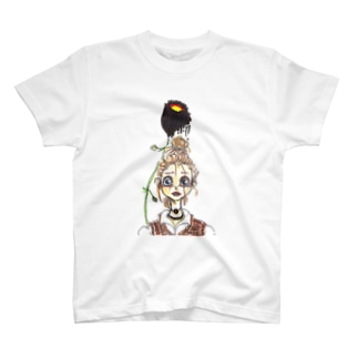 ChikashiのRain T-shirts