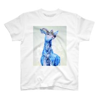 ブルーバック T-shirts