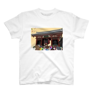 雷門 T-shirts