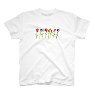 なかよしはなちゃん T-shirts