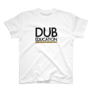 004 education Tシャツ