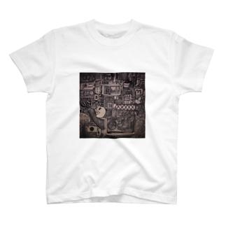 KAIBORG 03 T-shirts