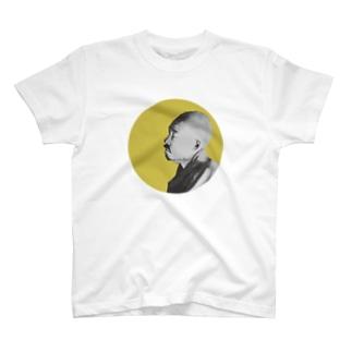 文豪・正岡子規くん T-shirts