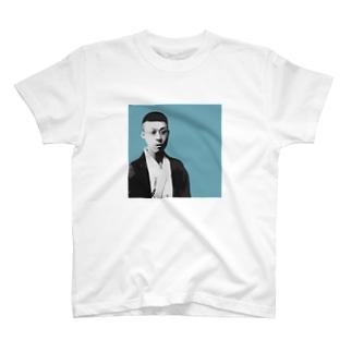 文豪・泉鏡花くん T-shirts