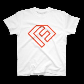 💎福岡Ruby会議02💎の福岡Ruby会議02 ロゴマーク T-shirts