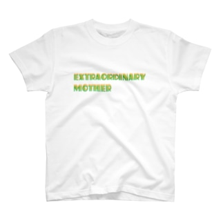 EXTRAORDINARY MOTHER T-shirts