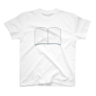 3out-firstの読書家 T-shirts