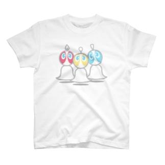 ナスミー T-shirts
