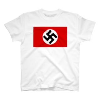 HEIL HITLER TEE T-shirts