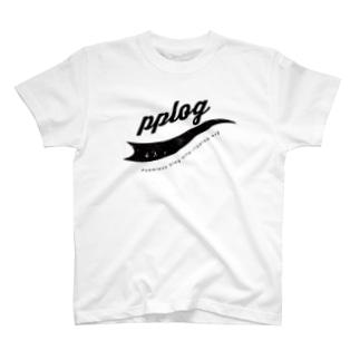 ポエムがないほうのpplog T-shirts
